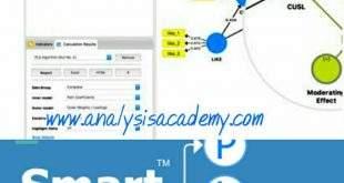 دوره آنلاین نرم افزار Smart PLS